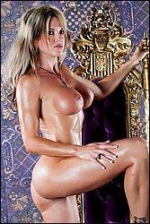 Muscle Barbie Nude